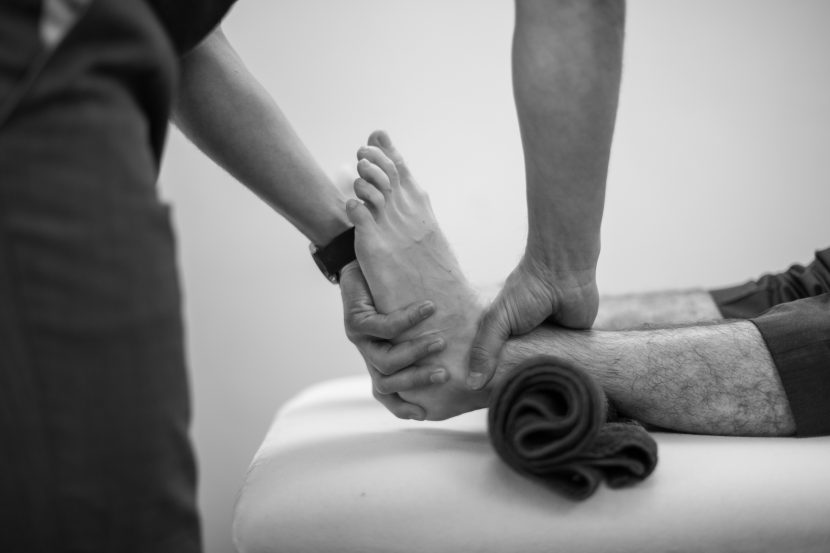 Foot and ankle testing